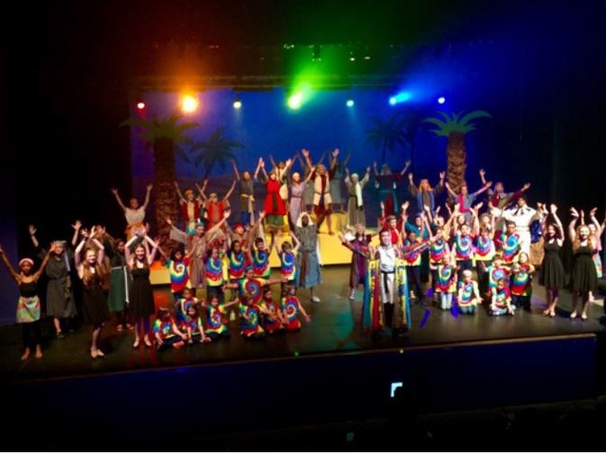 """Joseph and the Amazing Technicolor Dream Coat"": Charming Show with Talented Cast"