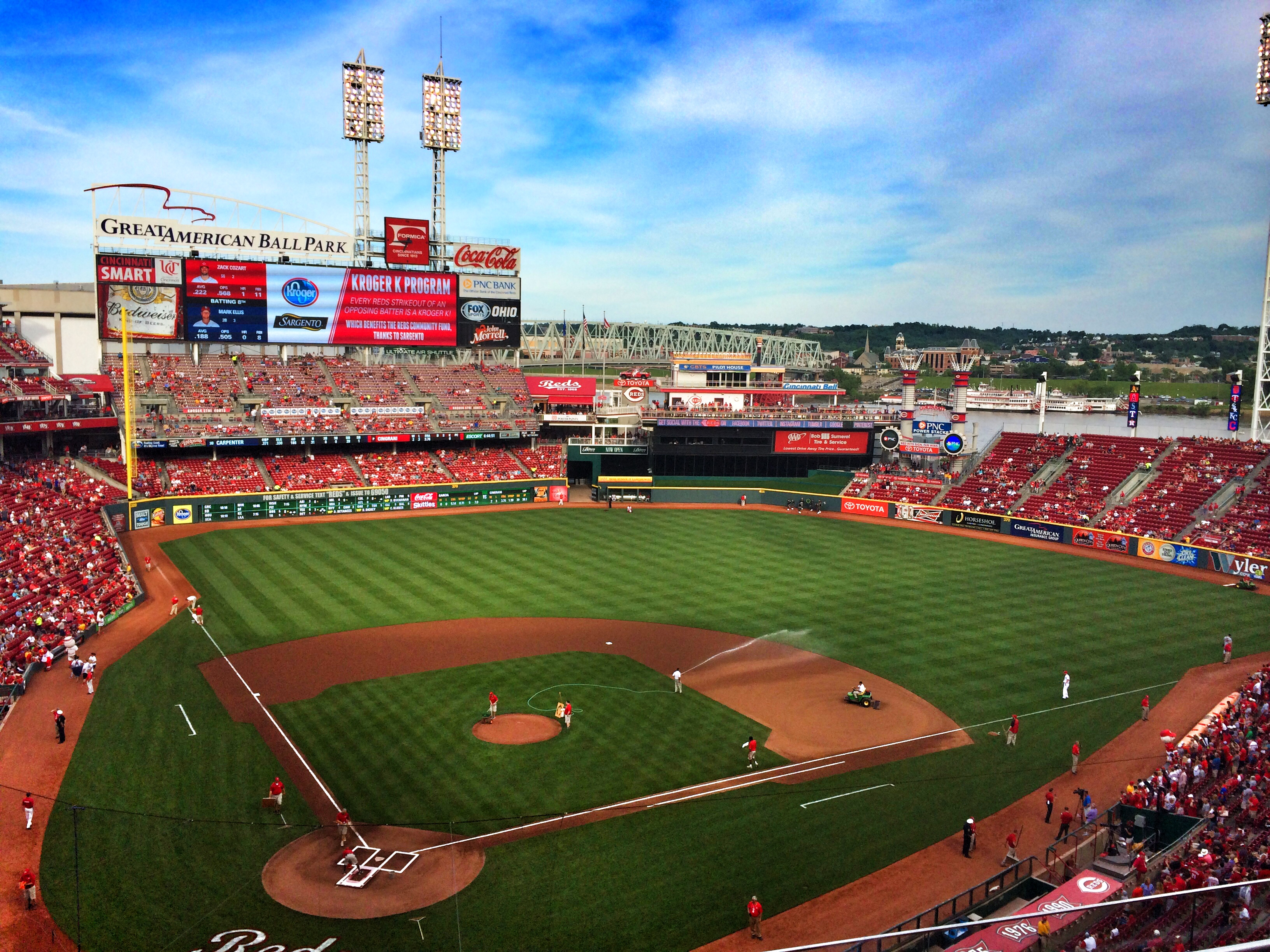 Reds Rebuild and Set Eyes on a World Series Championship