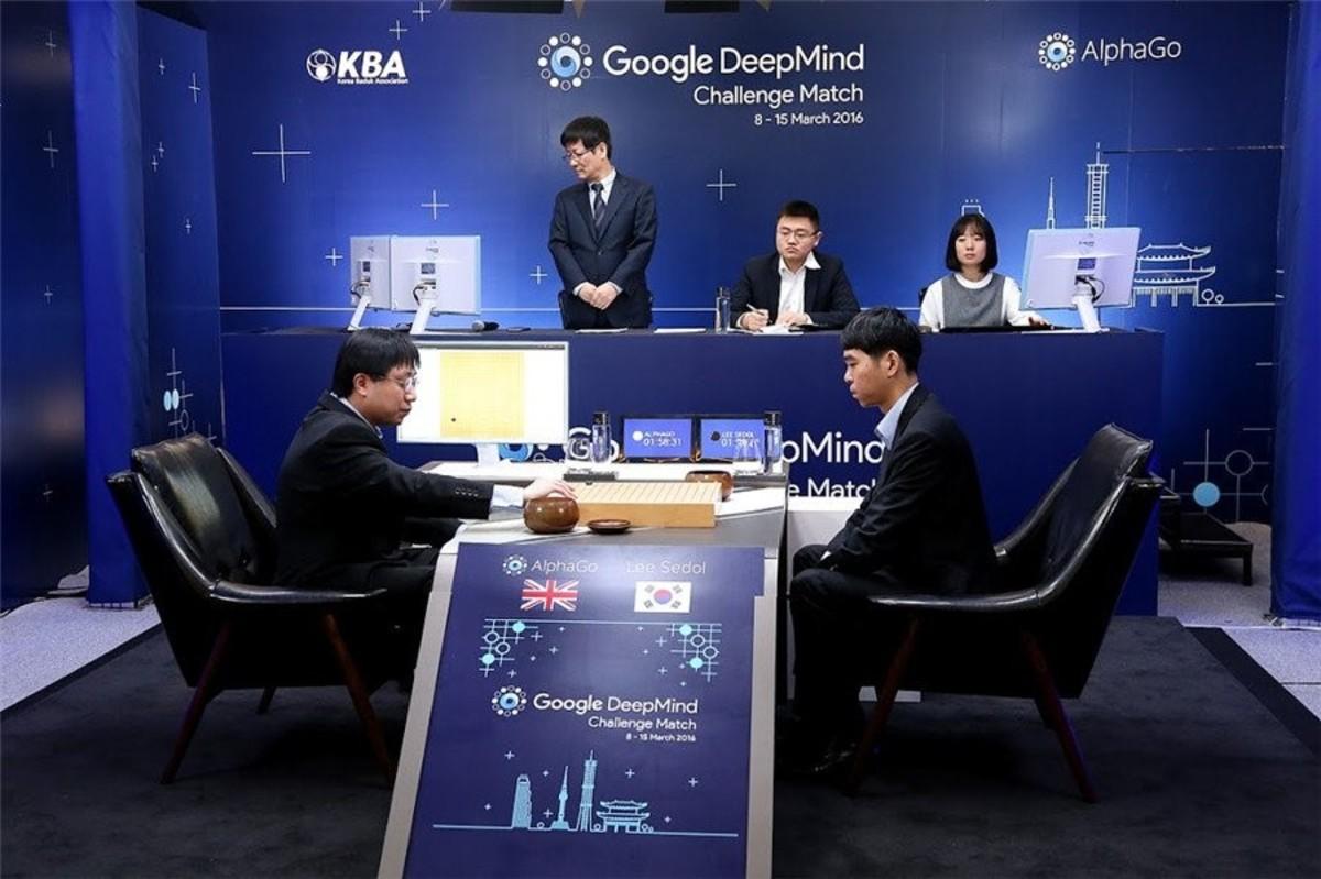 AlphaGo V. Lee Sedol: A New Era for Artificial Intelligence