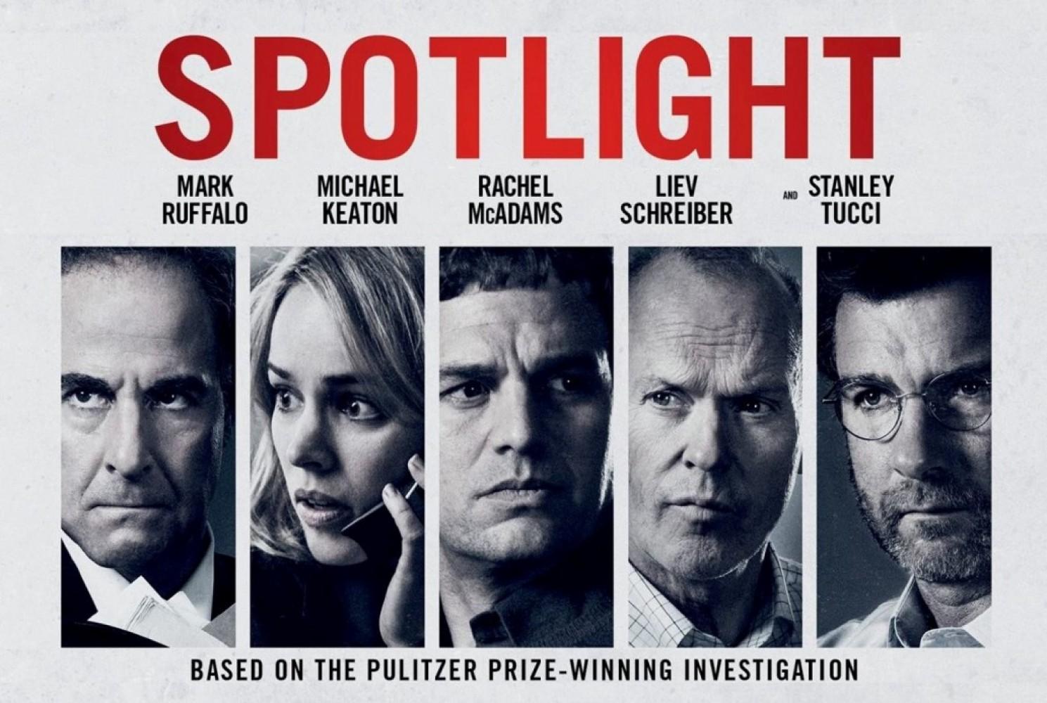 Spotlight: Movie Review