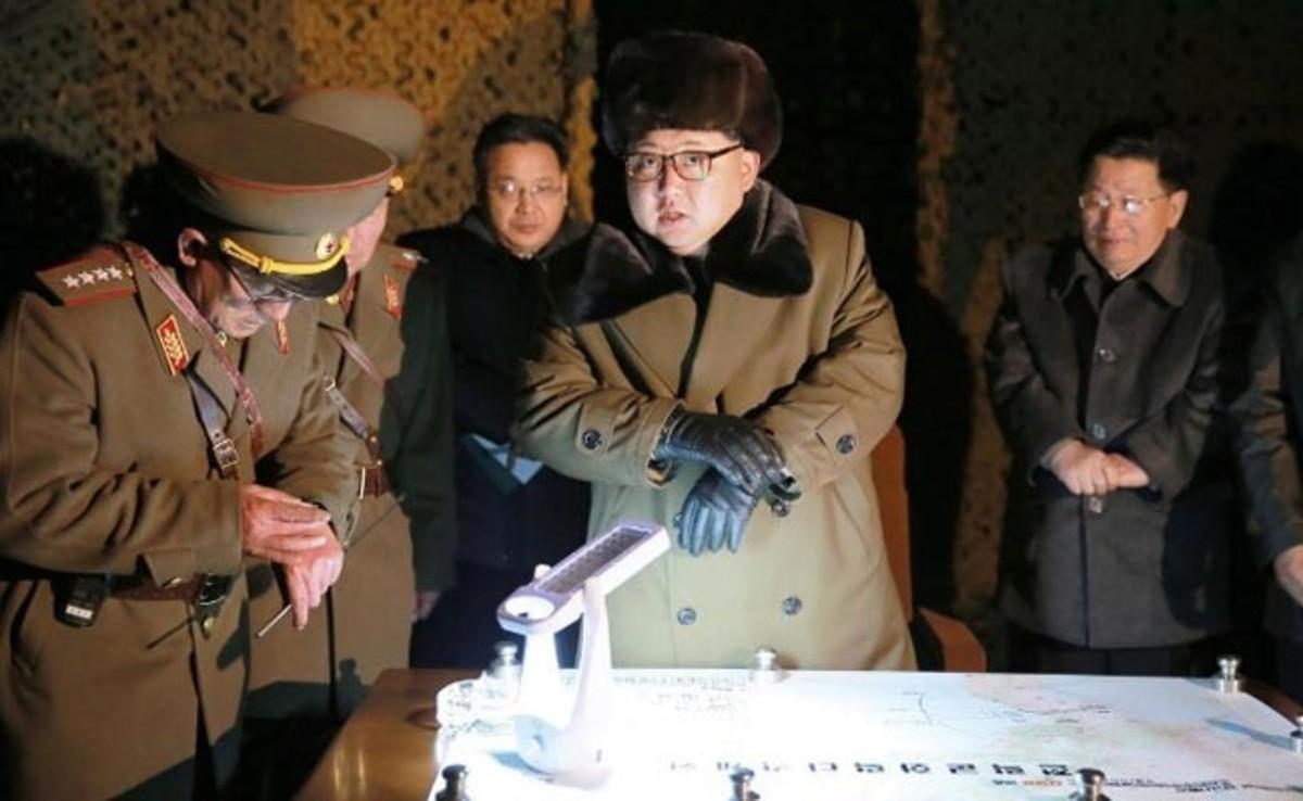North Korea Releases Video of D.C. in Flames