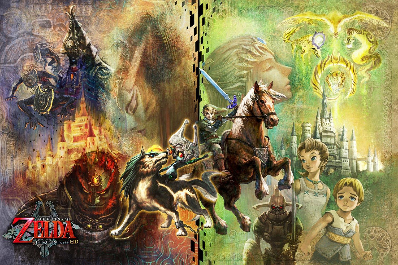 Legend of Zelda: Twilight Princess HD Review