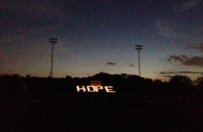 Relay for Life: Walking for a Cure