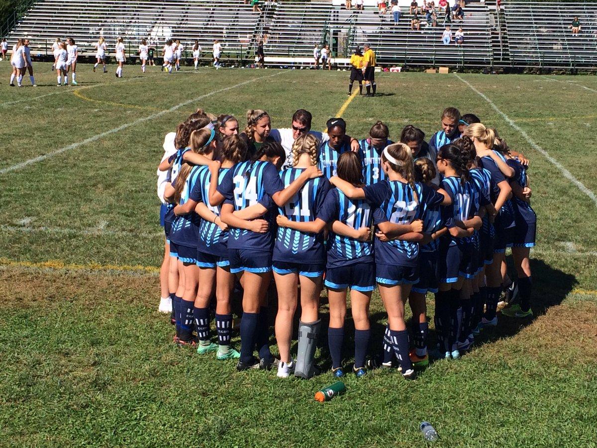 Girls' Soccer Team Is Goals