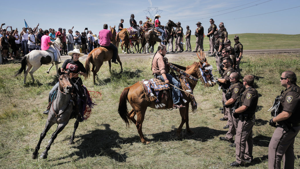 Dakota Pipeline – The Fate of a Sacred Land