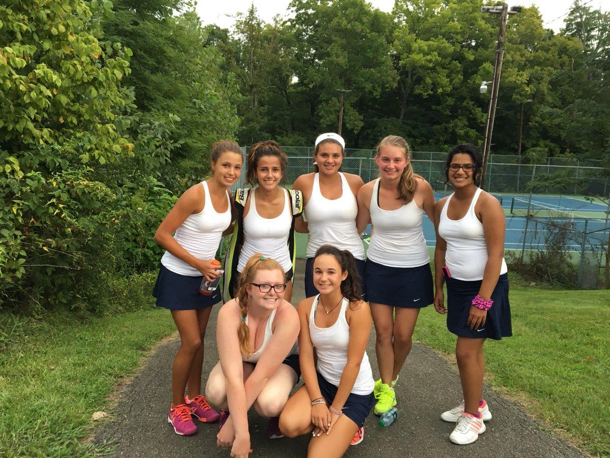 Game, Set, Match: Girls' Tennis Team has an Outstanding Season