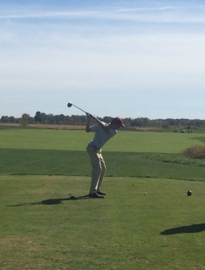 Golf Team Wraps Up Season as State Finalists
