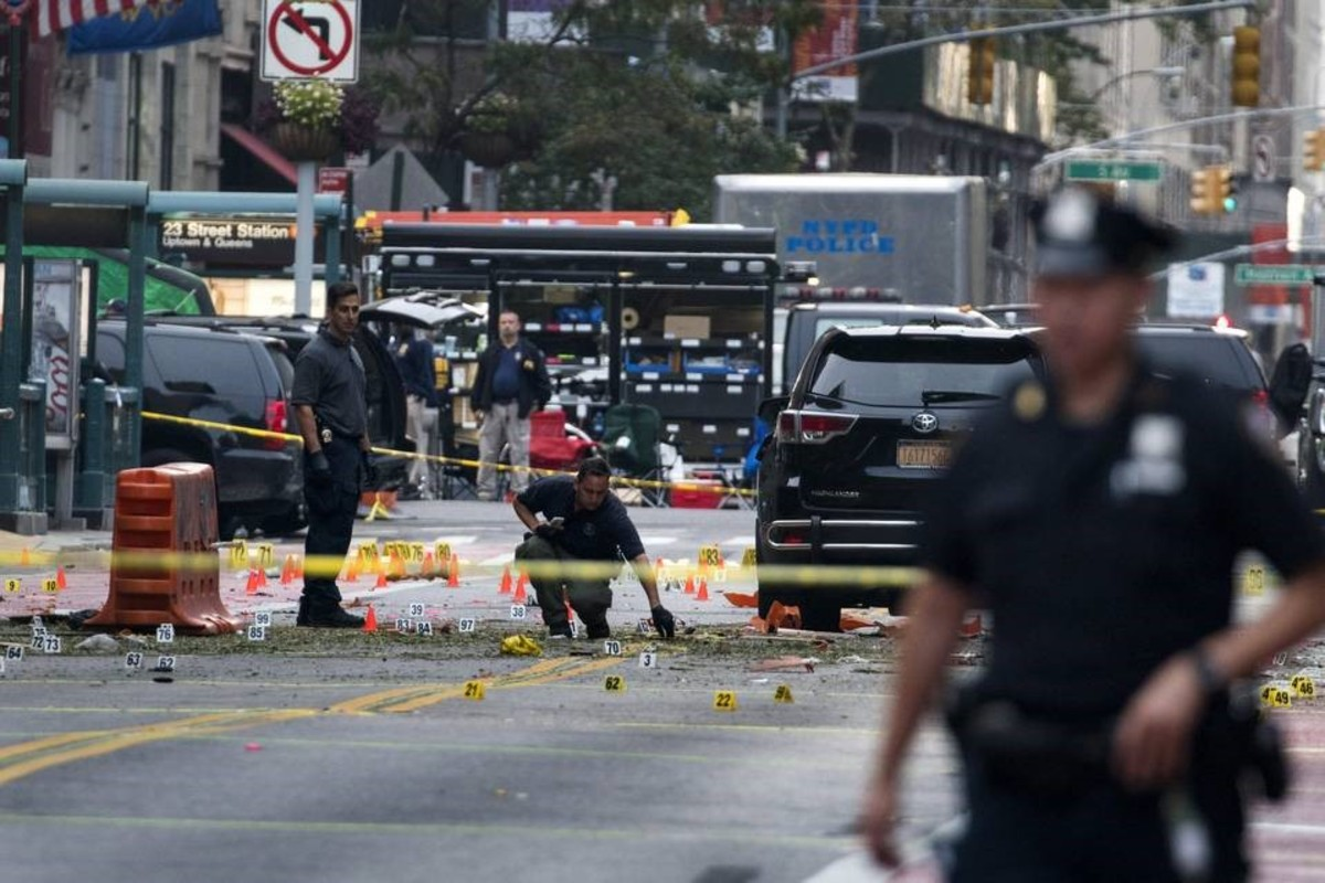 NYC Bombings