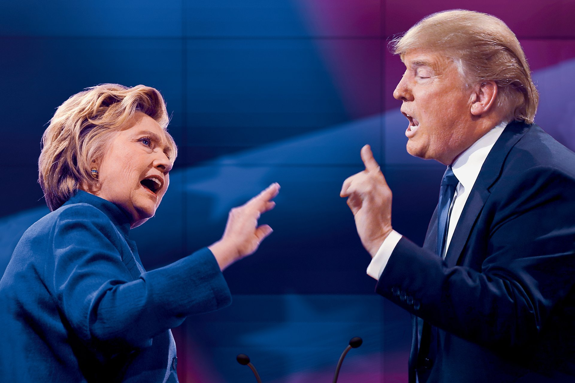 A Little Piece on the Election: The Greater of Two Evils