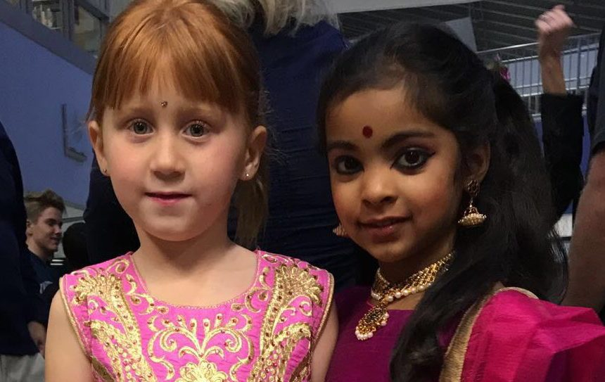 Country Day's First Diwali Celebration a Hit