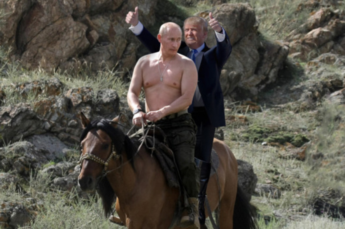 Trump's Russia Policy: Innovation or Deja Vu?