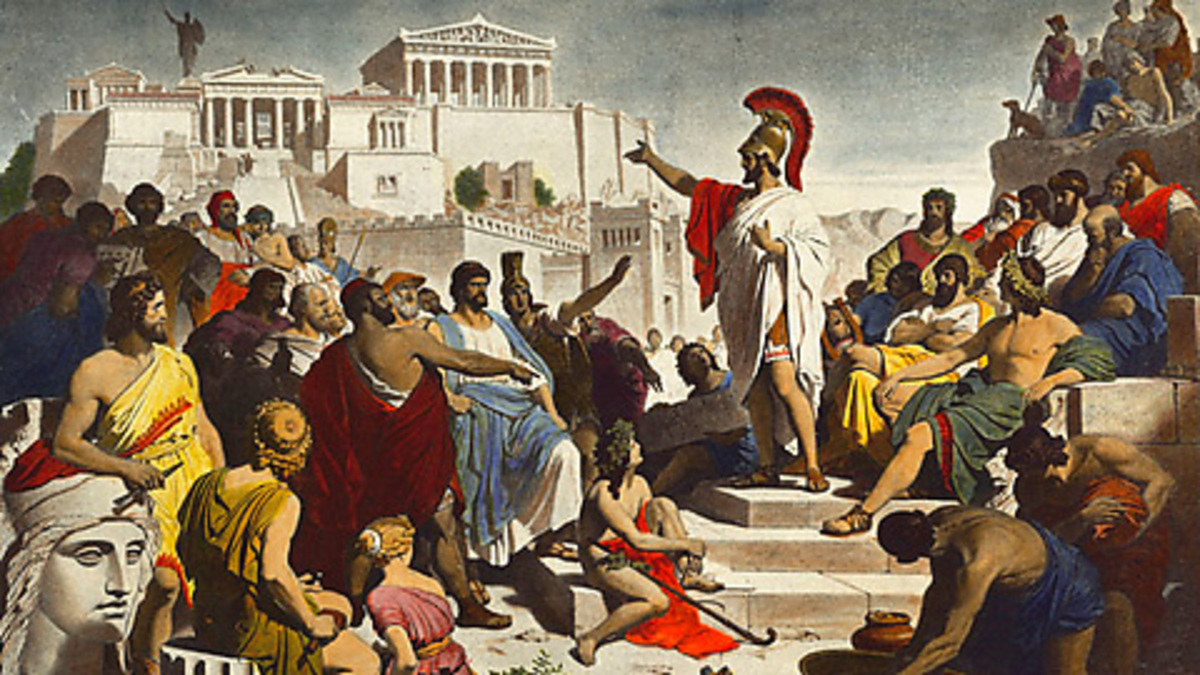 Lessons Learned From Ancient Greece