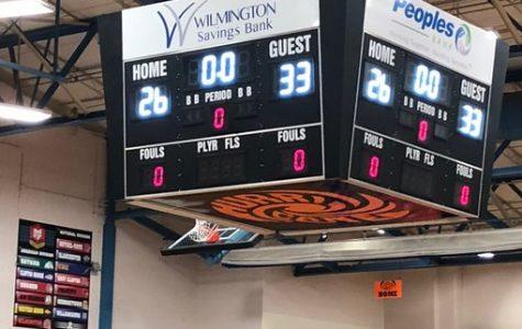 Girls Varsity Basketball Sectional Championship Win