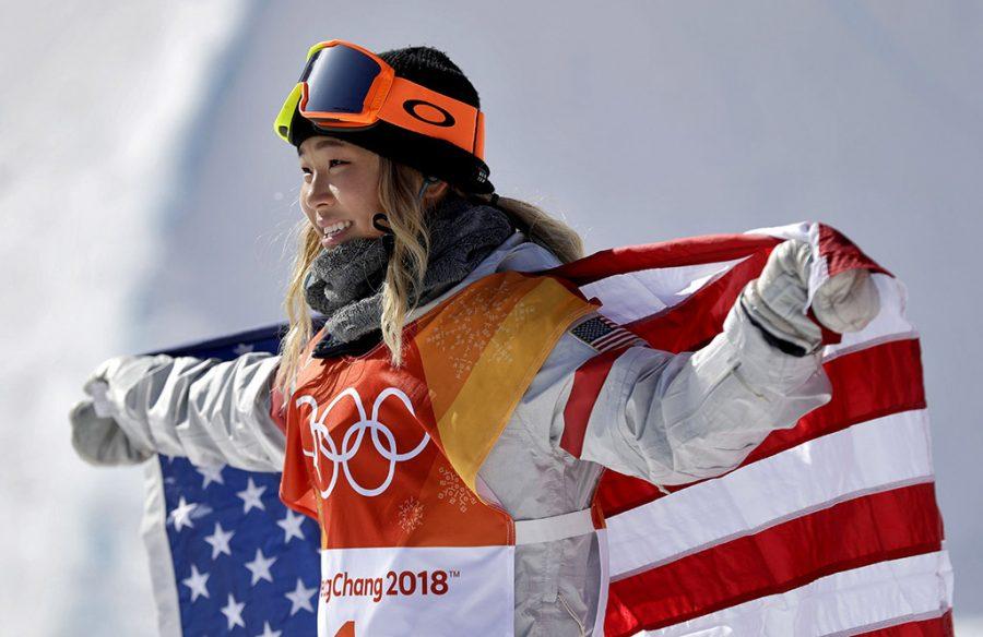 Chloe Kim: America's Teenage Gold Medalist