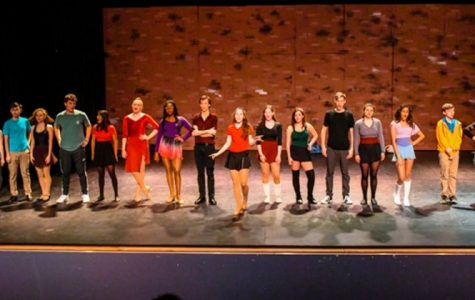 My Experience as a Freshman in the Upper School Musical