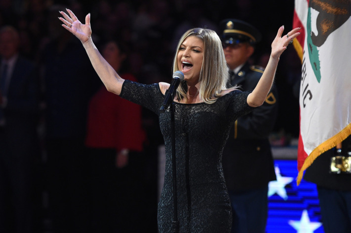 No, Fergie, No: A Review of Fergie's National Anthem