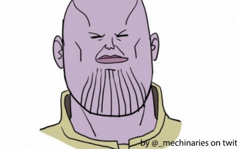 Avengers: Infinity War Except Thanos is Cooler Than All of the Avengers Combined