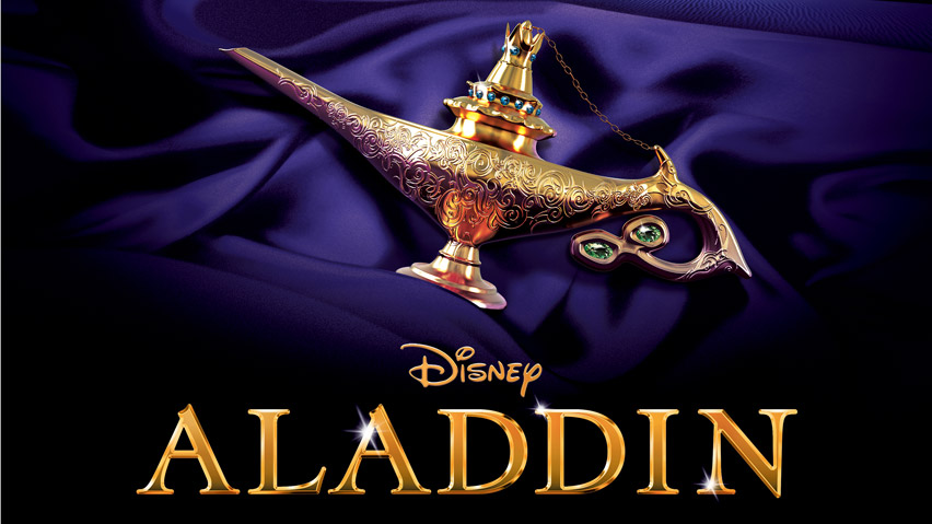 Review of Aladdin: The Musical