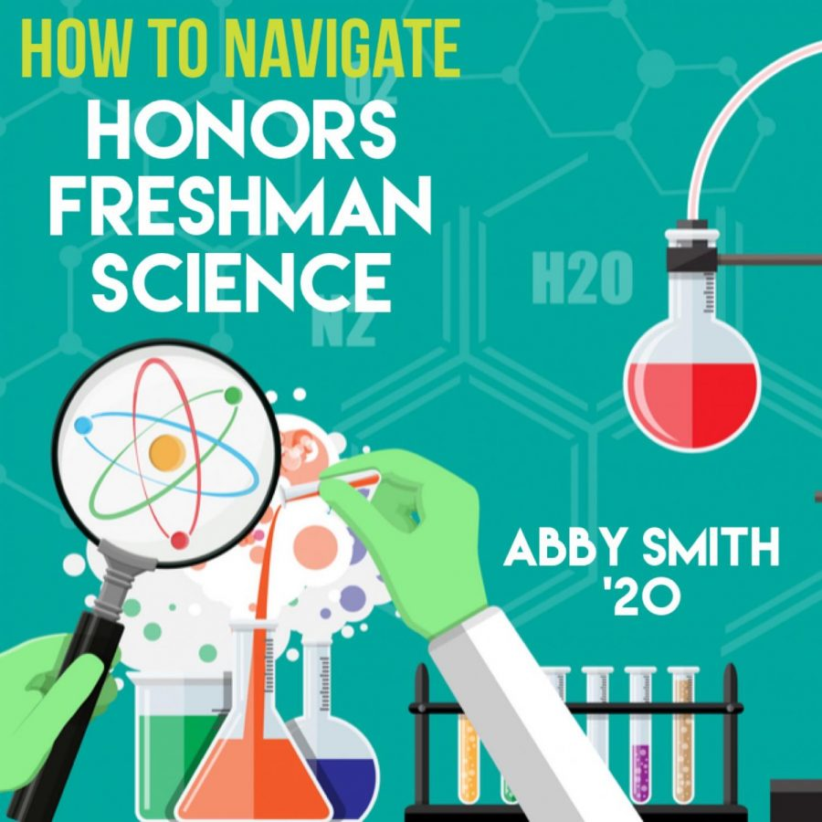 How to Navigate Honors Freshman Science