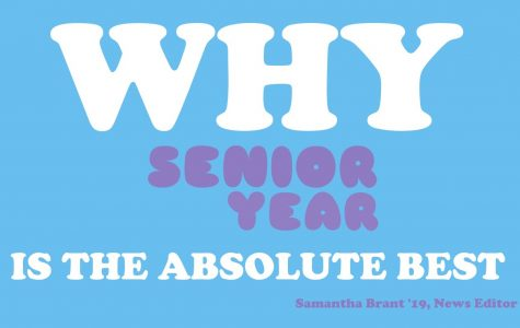 Why Senior Year is the Absolute Best