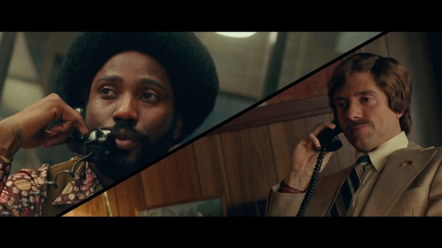 Movie Review: BlackkKlansman