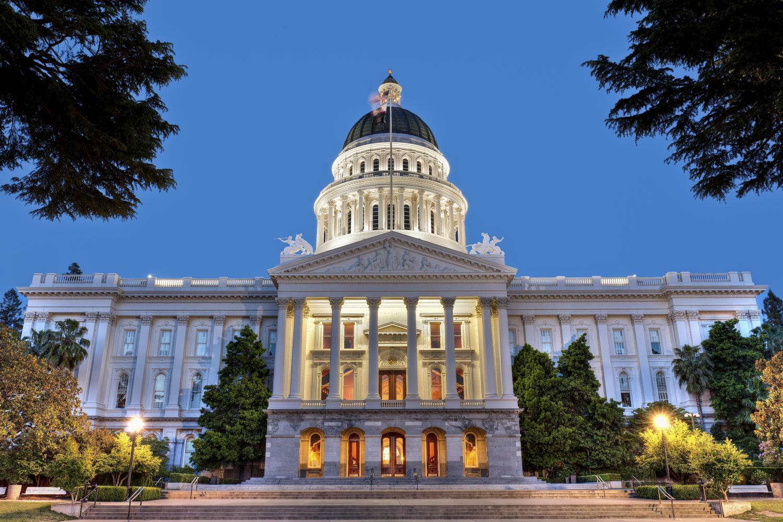 California State Capitol govdocs.com