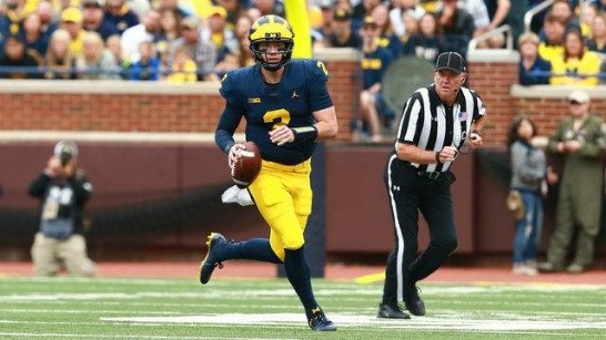 Michigan Game-By-Game Report