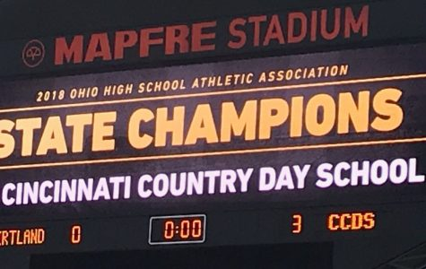Girls Soccer: State Champions
