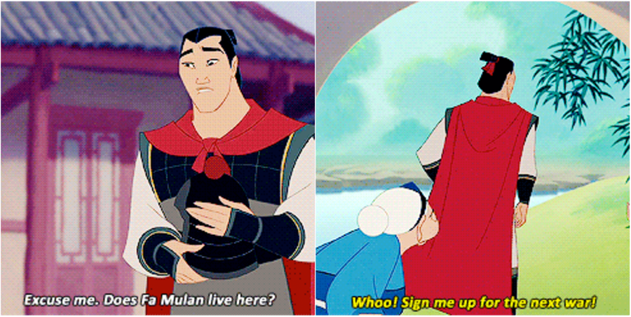 Why Disney's Mulan Is Relevant Today
