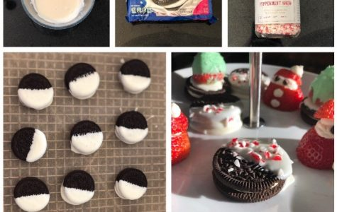 3 Quick No Bake Holiday Treats