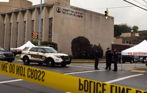 Tree of Life Synagogue Shooting