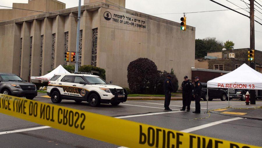 Tree of Life Synagogue Shooting