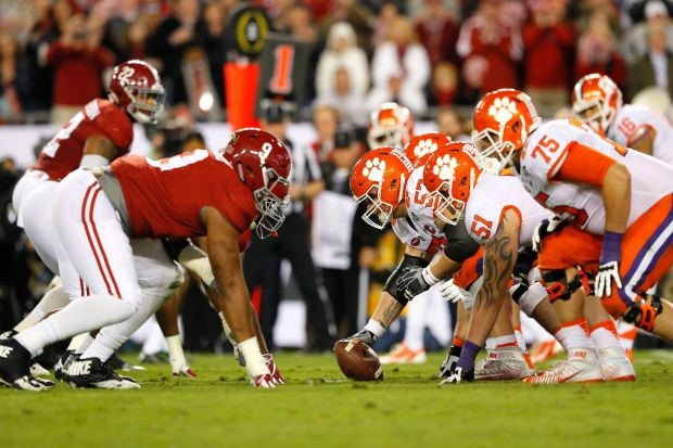 Alabama v Clemson: National Championship Game
