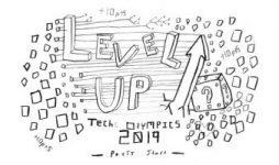 "CCDS Students ""LEVEL UP"" at TechOlympics"