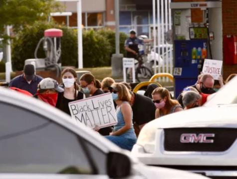 Black Lives Matter Protest in Loveland