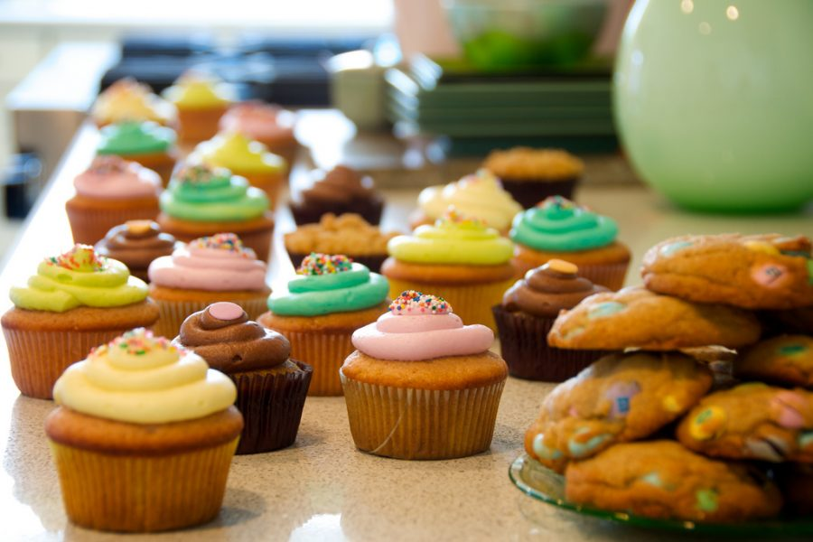 Cupcakes for Change