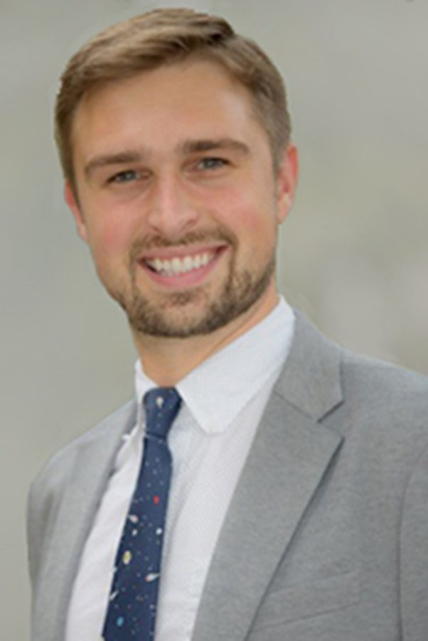 An Interview with New MS History Teacher, Mr. Pestonik