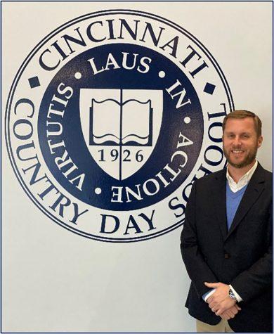 Rob Zimmerman – Parent, Alum, and Board Member – Becomes CCD's Interim Head of School